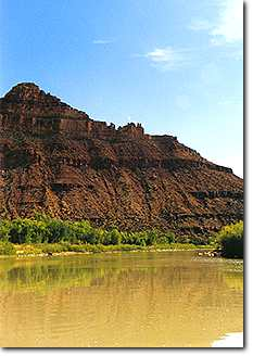 The Green River in Desolation/Gray Canyon